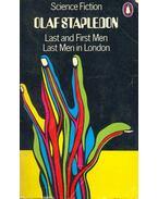 Last and First Men - Last Men in London - Stapledon, Olaf
