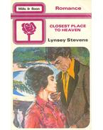Closest Place to Heaven - Stevens, Lynsey
