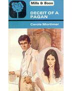 Deceit of a Pagan - Mortimer, Carole