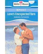 Love's Unexpected Turn - McMahon, Barbara