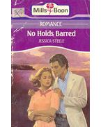No Holds Barred - Jessica Steele