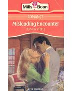 Misleading Encounter - Jessica Steele