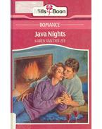 Java Nights - Zee, Karen van der