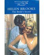 The Bride's Secret - Brooks, Helen