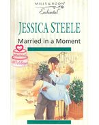 Married in a Moment - Jessica Steele
