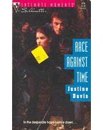 Race Against Time - Davis, Justine