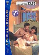 Countdown to Baby - Wilkins, Gina