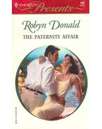 The Paternity Affair - Donald, Robyn