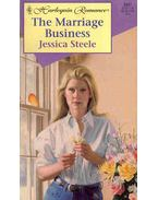 The Marriage Business - Jessica Steele