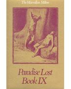 Paradise Lost Book IX - With Notes by Rosemary Syfret - Milton, John