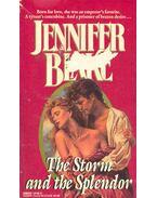 The Storm and the Splendor - JENNIFER BLAKE