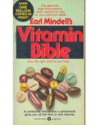 Vitamin Bible - Mindell, Earl