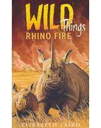Wild Things - Rhino Fire - LAIRD. ELIZABETH