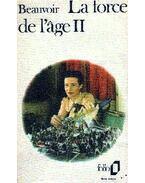 La force de l'age Tome 1 - Beauvoir, Simone de