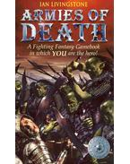Armies of Death - Livingstone, Ian