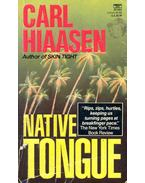 Native Tongue - Carl Hiaasen