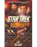 Star Trek - Recovery - DILLARD, J.M.