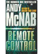 Remote Control - McNab, Andy