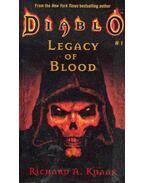 Diablo - Legacy of Blood - Knaak, Richard A.