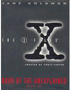 The X-Files - Book of the Unexplained - Goldman, Jane