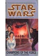 Star Wars - The Jedi Academy 3: Champions of the Force - Anderson, Kevin J.