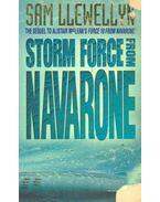 Storm Force From Navarone - Llewellyn, Sam