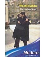 Prince's Passion - Mortimer, Carole