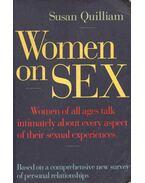 Women on Sex - Quilliam, Susan