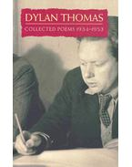 Collected Poems 1934-1953 - Thomas, Dylan