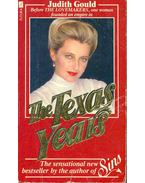 The Texas Years - Gould, Judith