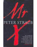 Mr X - STRAUB,PETER