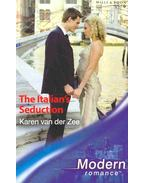 The Italian's Seduction - Zee, Karen van der