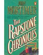 The Rapstone Chronicles - Mortimer, John