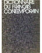 Dictionnaire du francais contemporain - Dubois,Jean, Lagane,René, Niobey,Georges, Casalis,Didier, Casalis,Jacqueline, Meschonnic,Henri