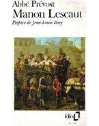 Manon Lescaut - PRÉVOST ABBÉ