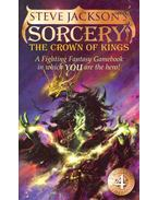 Sorcery! 4: The Crown of Kings - Jackson, Steve