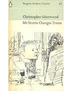 Mr Norris Changes Trains - Christopher Isherwood