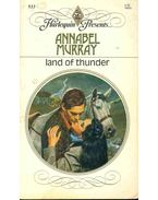Land of Thunder - Murray, Annabel