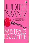 Mistral's Daughter - Krantz, Judith