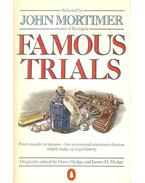 Famous Trials - Mortimer, John