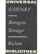 Betrogene Betrüger - O'Henry
