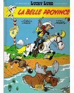 Les aventures de Lucky Luke, La belle province - Morris