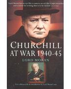 Churchill at War 1940-45 - LORD MORGAN