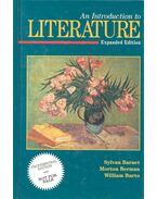 An Introduction to Literature - BARNET, SYLVAN – BERMAN, MORTON – BURTO, WILLIAM