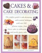 Cakes and Cake Decorating - NILSEN, ANGELA – MAXWELL, SARAH – MURFITT, JANICE