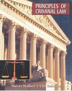 Principles of Criminal Law - WALLACE, HARVEY – ROBERTSON, CLIFF