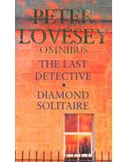 The Last Detective – Diamond Solitaire - Lovesey, Peter