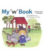 My W Book - MONCUE, JANE BELK