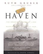 Haven – The Dramatic Story of 1000 World War II Refugees - GRUBER, RUTH
