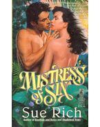 Mistress of Sin - Rich, Sue